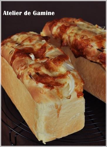 オニオンチーズブレッド