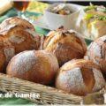 ホシノ天然酵母のはちみつパン