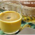 【レシピ】タピオカ入り かぼちゃとココナッツミルクのスープ