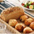 ライ麦食パン&プチレーズン