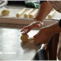 土曜日のパン教室はバターロール