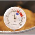 家庭でのパン作りでこね上げ温度は大切か?