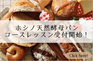 千葉県市川市ホシノ天然酵母パン教室