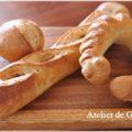 【レシピ】「メガロング」ウインナーパン